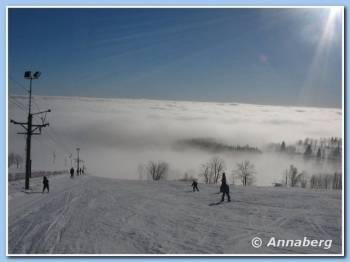 Lyžařský areál Andělská Hora (Ski Annaberg)