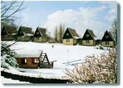 Chatová osada Bobrovník