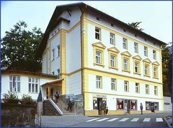 Lázeňský dům Bílý Kříž