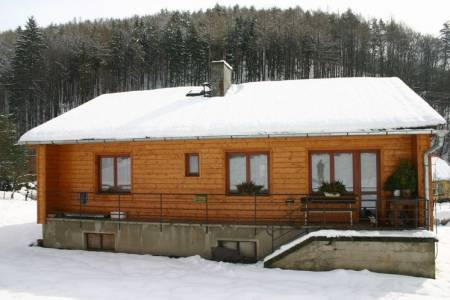 Ubytování v Jeseníkách - Bank (Chalupa č. 2)