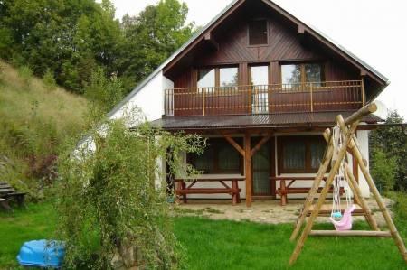 Ubytování v Jeseníkách - Bank (Chata č. 3)