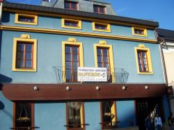 Restaurace & penzion Santorini