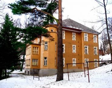 Lázeňský dům Jubilejní vila