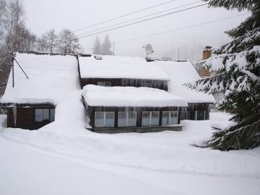 Turistická chata Klepáčov