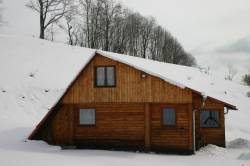 Ubytování v Jeseníkách - Bank (Chata č. 4)
