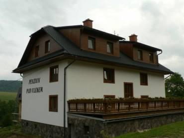 Penzion Pod Vlekem