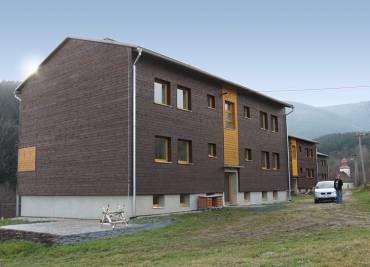 Apartmány Stříbrnice