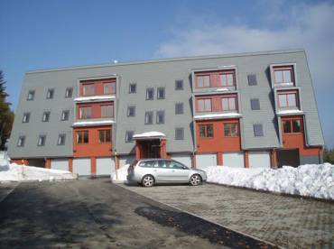 Luxusní horský apartmán Ramzová