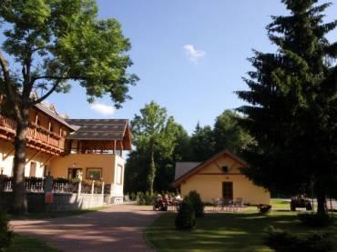 Chata Ramzovské sedlo